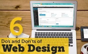 Do's and Don'ts of Web Design