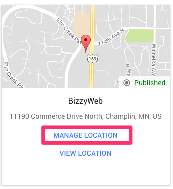 manage location - How to Update Your Google My Business Listing
