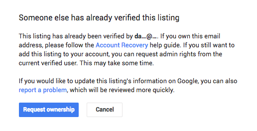 verified listing - How to Update Your Google My Business Listing