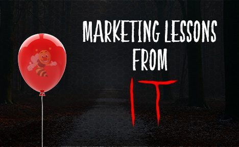 Marketing Lessons From Stephen King's It