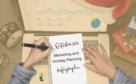 October 2017 Marketing and Holiday Planning [Infographic]