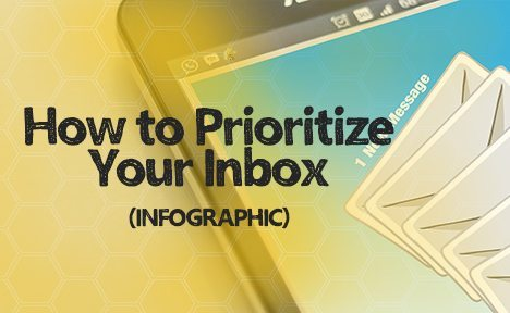 How to Prioritize Your Inbox [Infographic]
