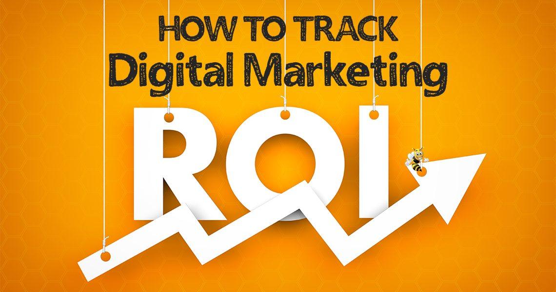 How to Track Digital Marketing ROI HeaderImage