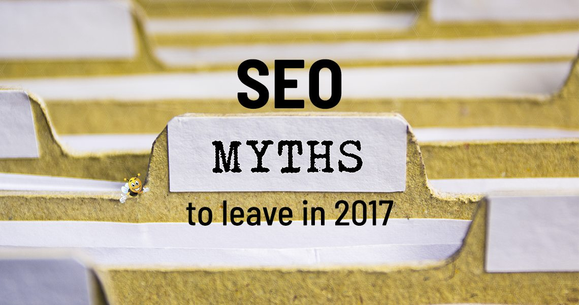 SEO Myths to Leave in 2017 HeaderImage