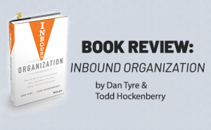 book review: inbound organization