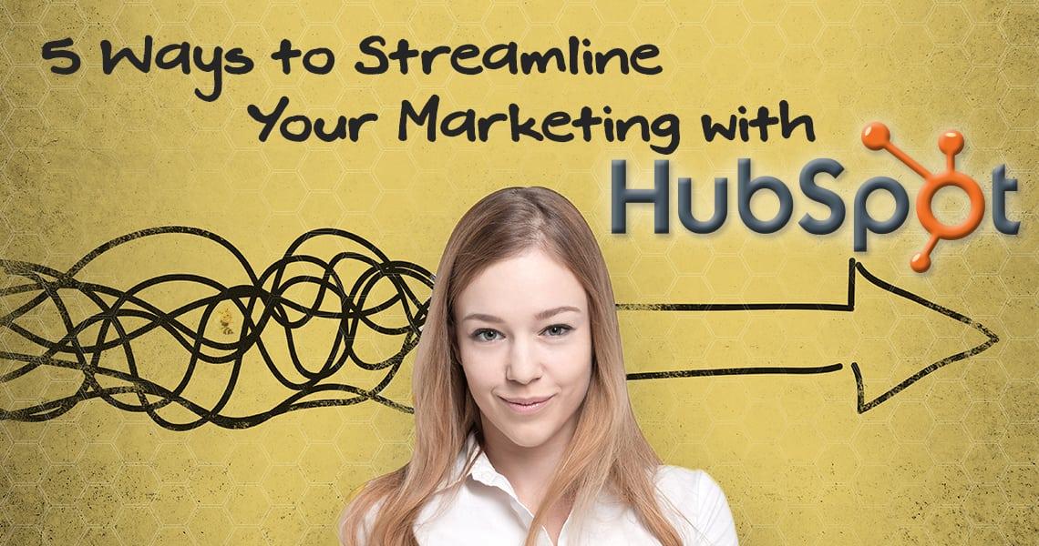 Streamline Your Marketing with Hubspot HeaderImage