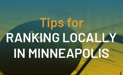 Tips for Ranking Locally in Minneapolis