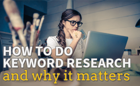How to do Keyword Research (And Why It Matters)