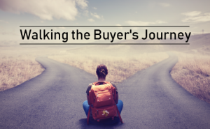 walking the buyers journey featured image