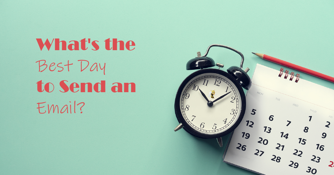What's the Best Day to Send an Email?