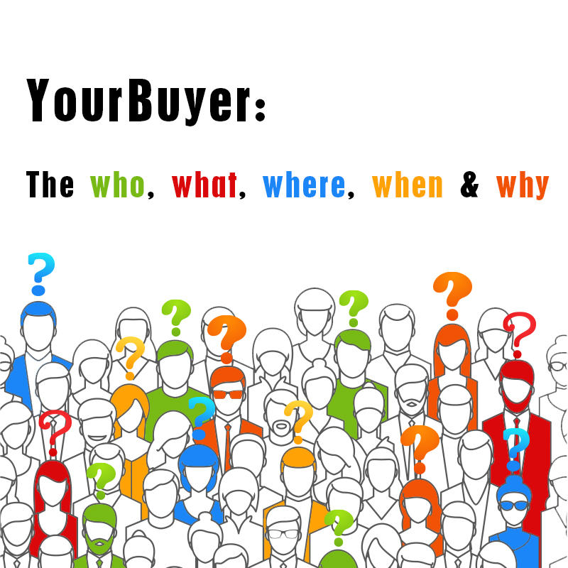 Your Buyer: Who, What, When, Where & Why