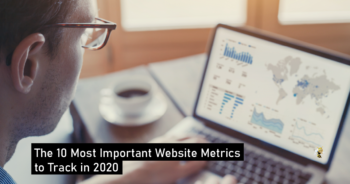 The 10 Most Important Website Metrics to Track in 2020